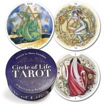 Circle of Life tarot kort