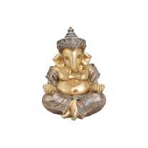 Glimmer Ganesha 21 cm