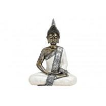 Buddha Thailandsk figur perlemor 41cm