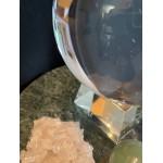 Stor krystal kugle