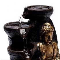 Lille Buddha fontæne