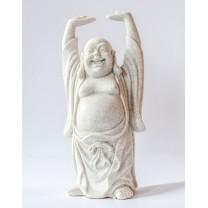 Stående Buddha figur - Hotei