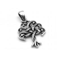 Keltiske træ vedhæng