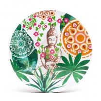 Bordskåner med Buddha