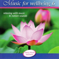 Music for wellbeing 6 - CD