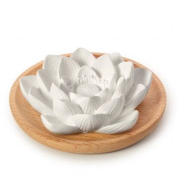Duftsten som Lotusblomst
