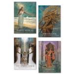 Lysets præstinde - Orakelkort