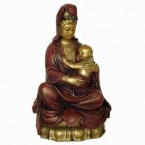Kuan-Yin med baby
