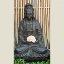 Buddha Kuan-Yin havestatue