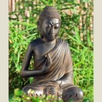 Buddha gratitude havestatue