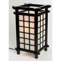 Ido black - japansk lampe 42 cm