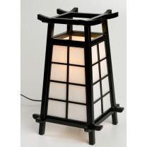 Nara pyramid - japansk lampe 40 cm