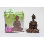 Lille Buddha figur i flot gavepose - variant B