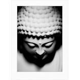 Buddha Art Prints i mørke nuancer