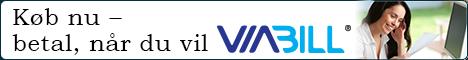 Viabill banner